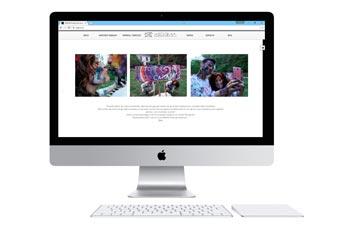 Web de la productora de video para bodas XEGMA