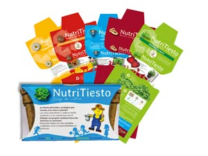 Packaging Nutritiesto