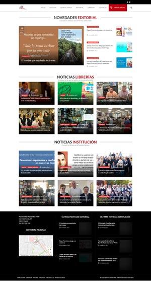 Web de Paulinas.es
