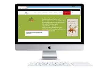 Web de la editorial Paulinas