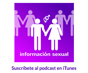 """Portada del podcast """"Información Sexual"""" en iTunes"""