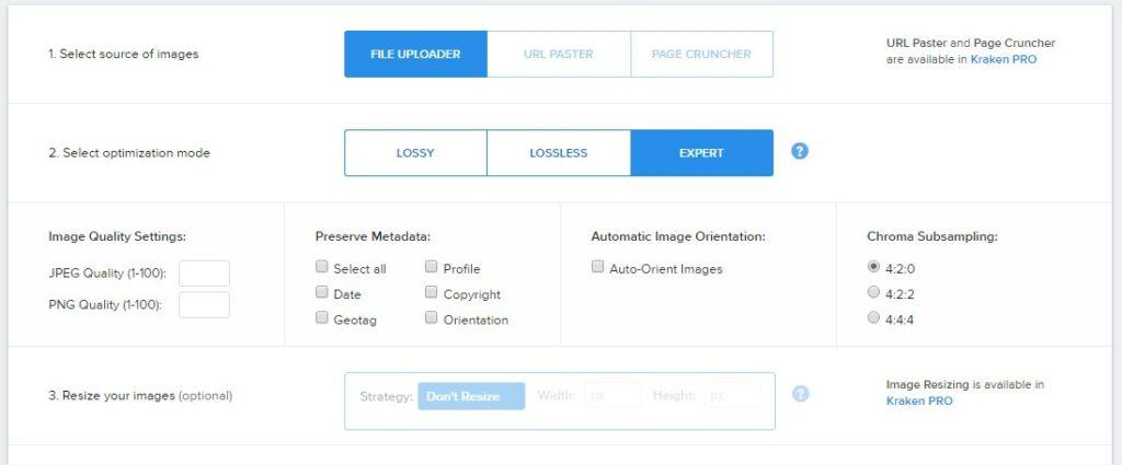 Cómo reducir una imagen para publicarla en una web o en un blog 1