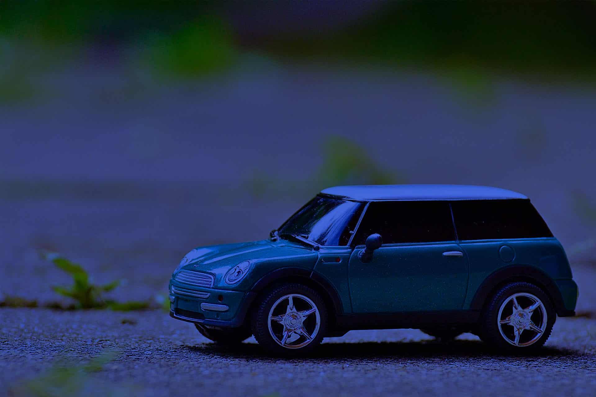 Imagen de una miniatura de un cochecito