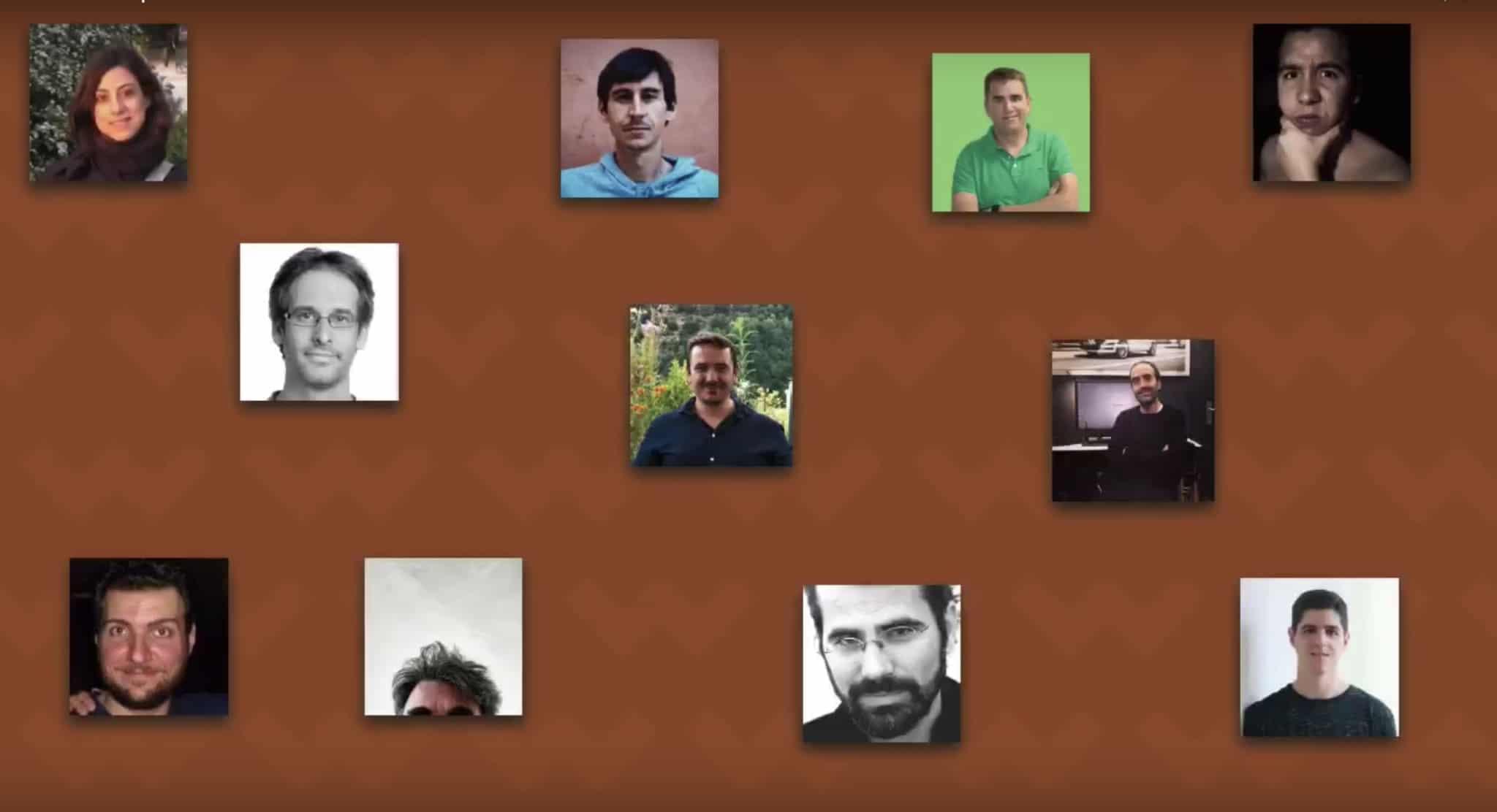 Organizadores de WordCamp Granada 2018