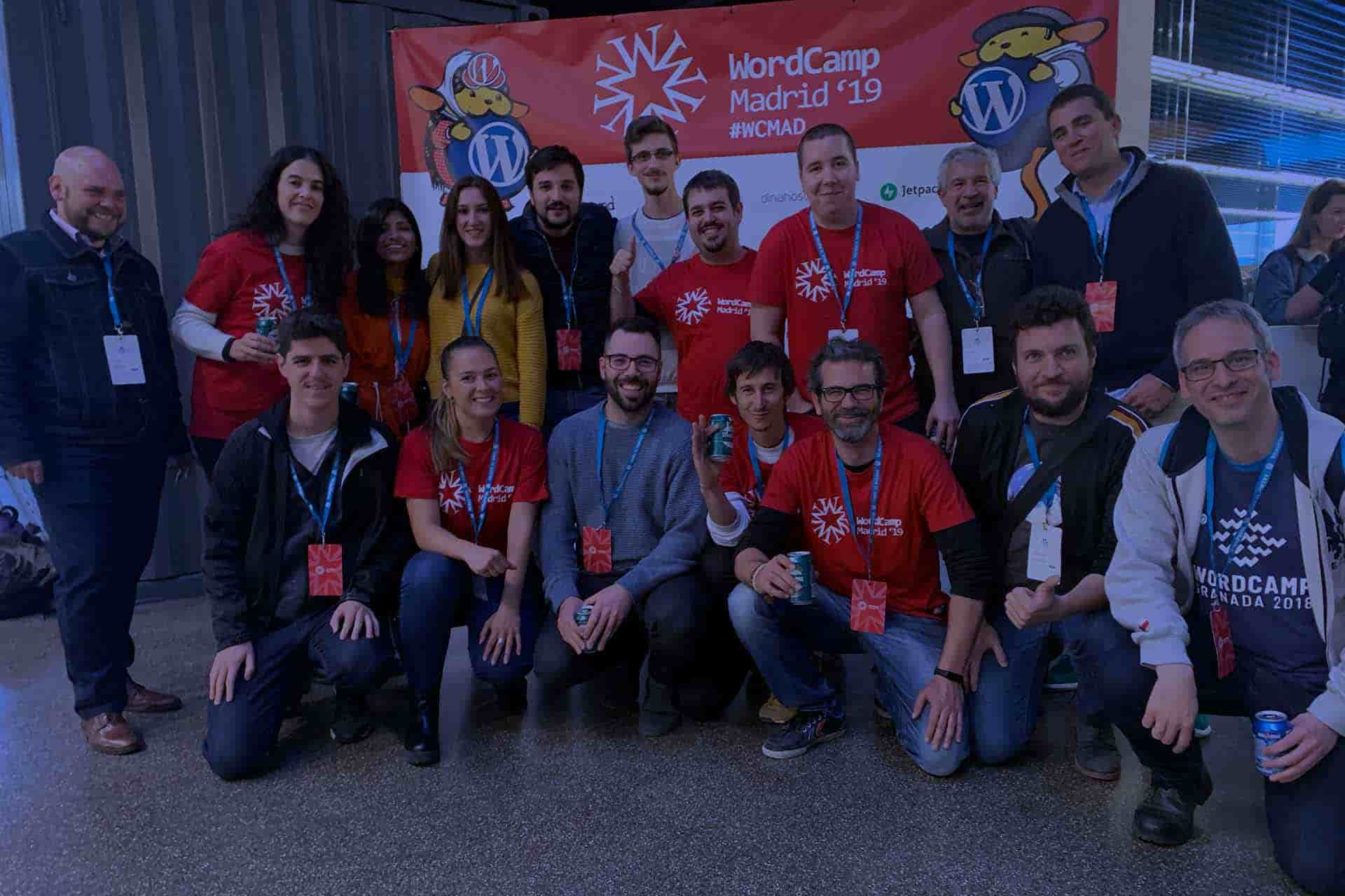Comunidad WordPress de Granada en Madrid