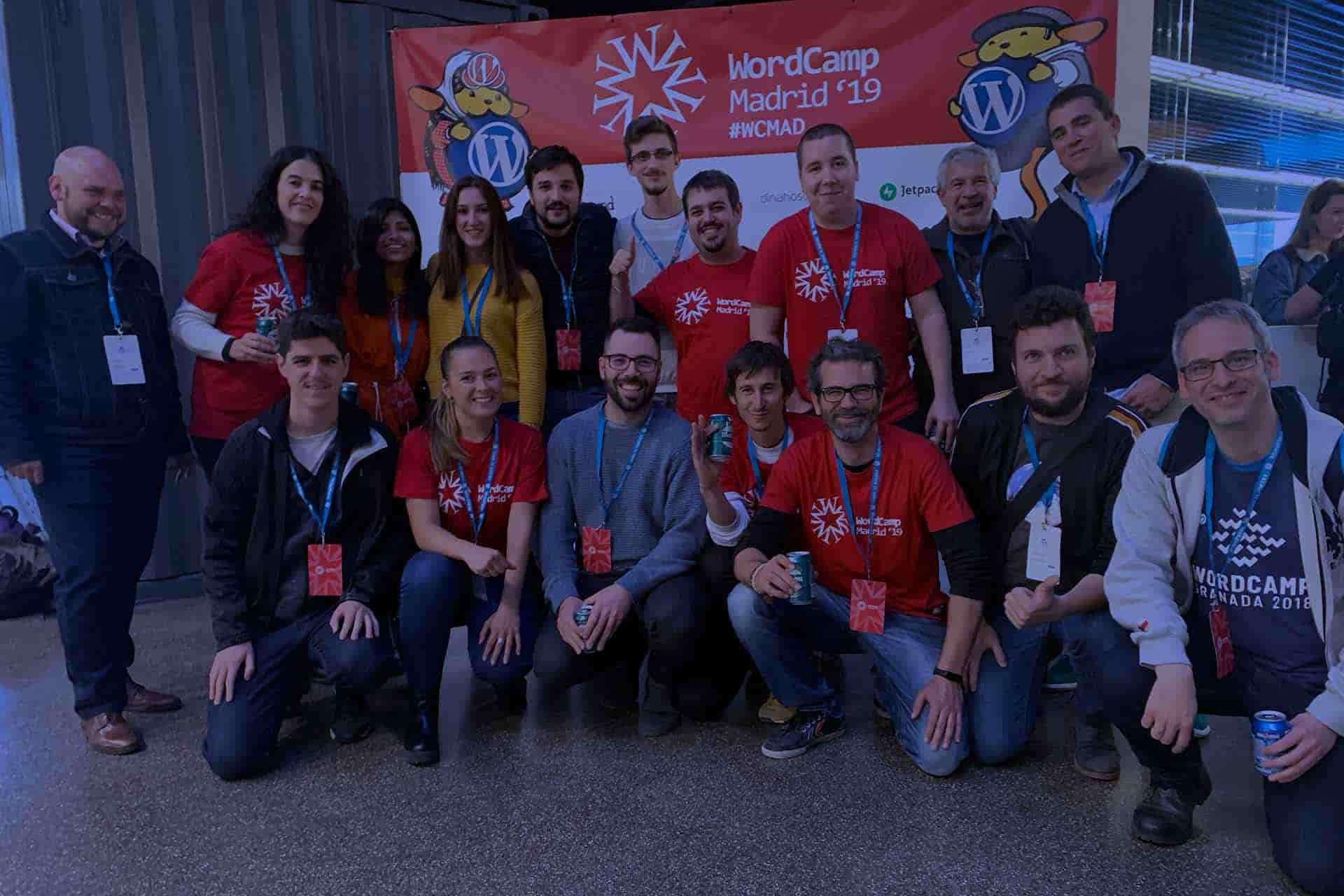 Comunidad WordPress de Granada en Madrid