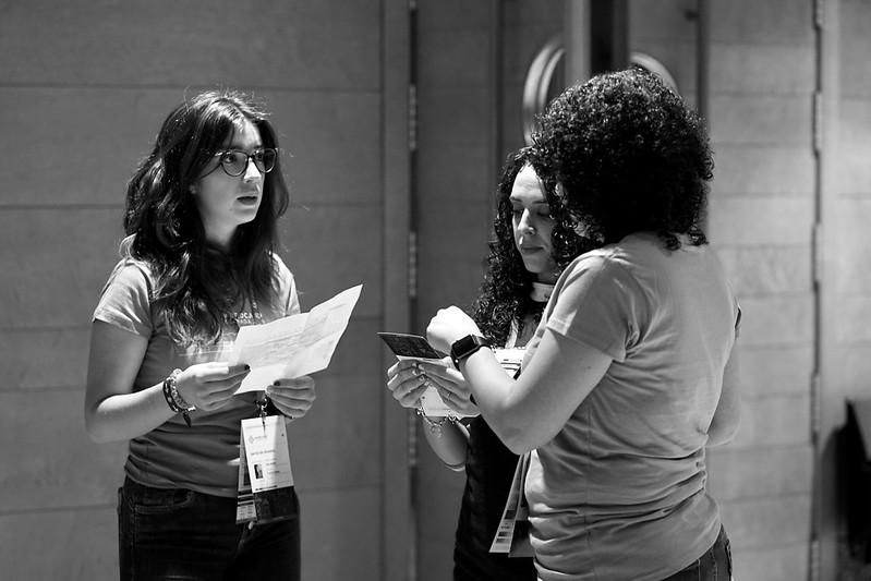 Equipo de comunicación de WordCamp Granada 2019