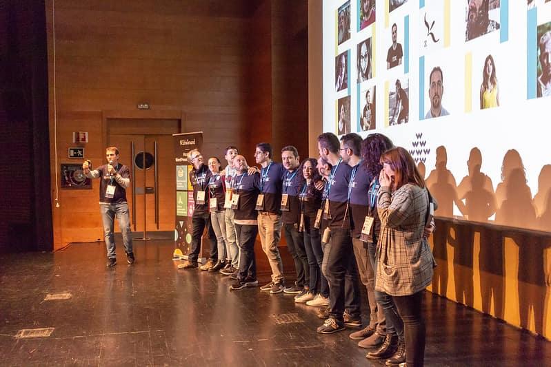 WordCamp Granada 2019 no termina hasta que se escribe sobre ella 19