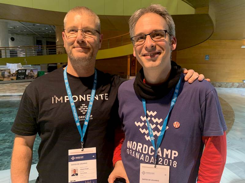 WordCamp Granada 2019 no termina hasta que se escribe sobre ella 13