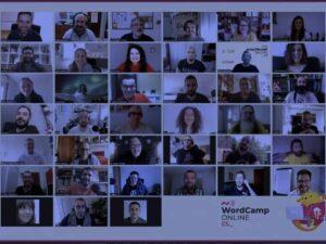 Organizadores de WordCamp España 2020
