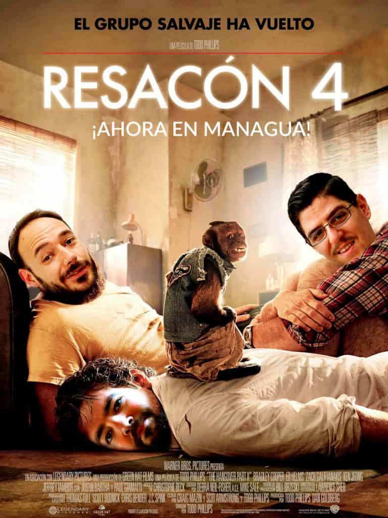 Resacón en Managua